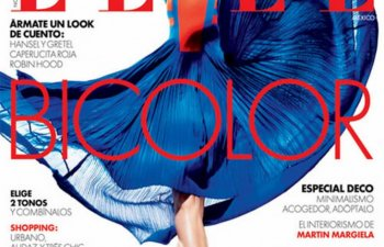 Cover of Elle magazine