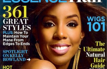 Cover of Essence magazine