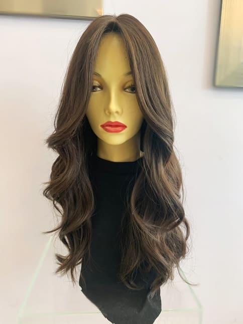 Brown Wig